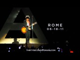 THIRTY SECONDS TO MARS - NIGHT OF THE HUNTER ROME 2011