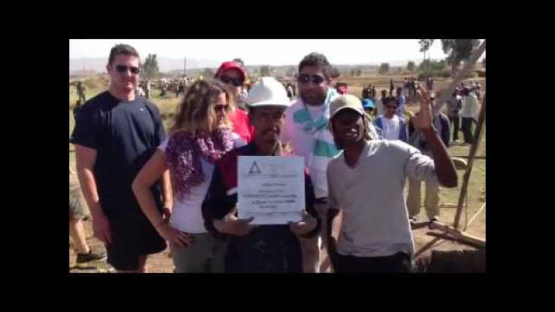 Thirty Seconds To Mars - Charity Water Well in Ethiopia