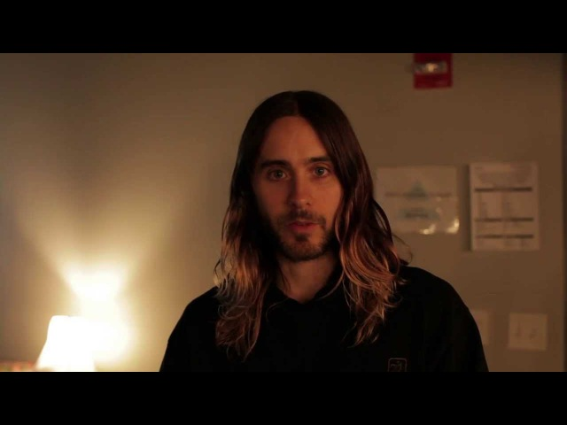 THIRTY SECONDS TO MARS - A Message from JARED LETO about ARTIFACT