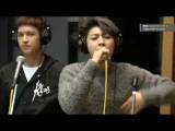 아이콘(iKon) - 에어플레인 (Airplane) (Live, 151012 MBC FM4U 타블로와 꿈꾸는 라디오)