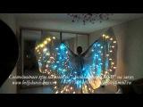 Светодиодные крылья модель