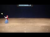 "Gliss (Москва) - дефиле по м/ф ""The Little Mermaid"", персонаж Ариэль -"