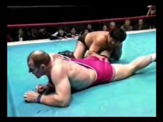 Alexander Karelin vs Akira Maeda 1Round