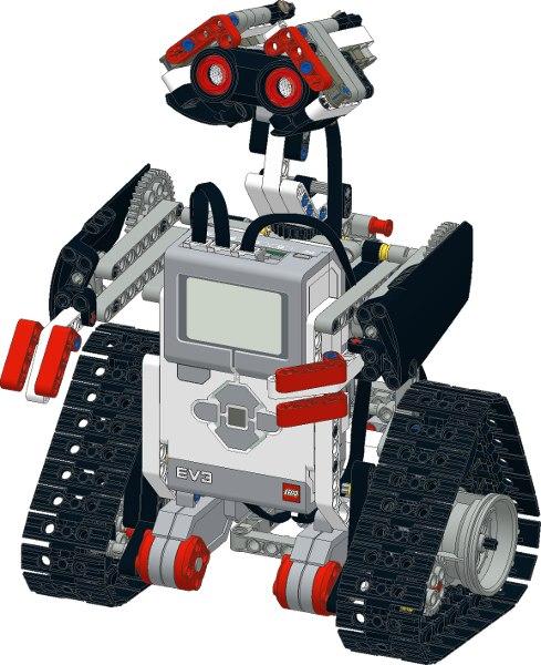 Готов робот Валли. Инструкция