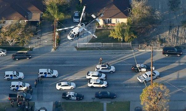 «Исламское государство» (ДАИШ) взяло на себя ответственность за теракт в Калифорнии