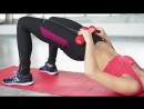 BUMSABS Ягодицы и пресс! Тренировка для красивой фигуры Workout Будь в форме