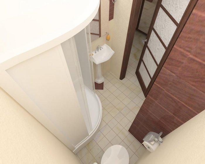Маленькая квартира-студия 22 м.