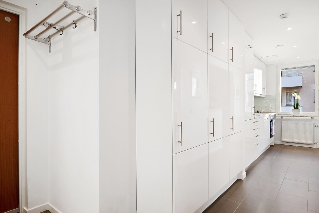 Квартира-студия 37 м в Европе.