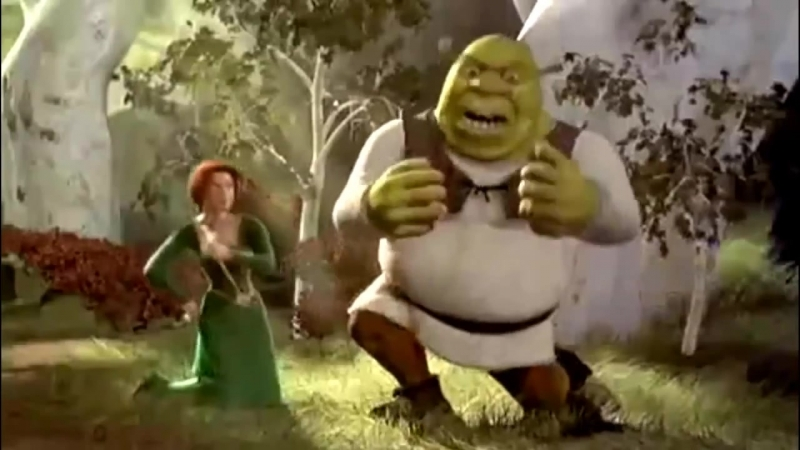 Шрек Трейлер | Shrek - Official Trailer (2001)