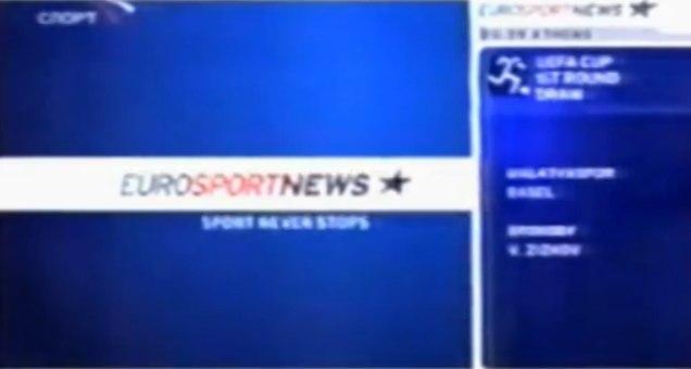 Eurosport news (Спорт, 2003)