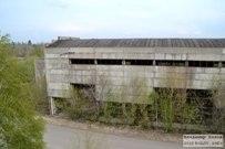 05 мая 2015 -  Самарская область: Заброшенная недостроенная часть Механического завода в посёлке Винтай