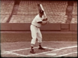 Batting with Ted Williams from 16mm film by RM Video