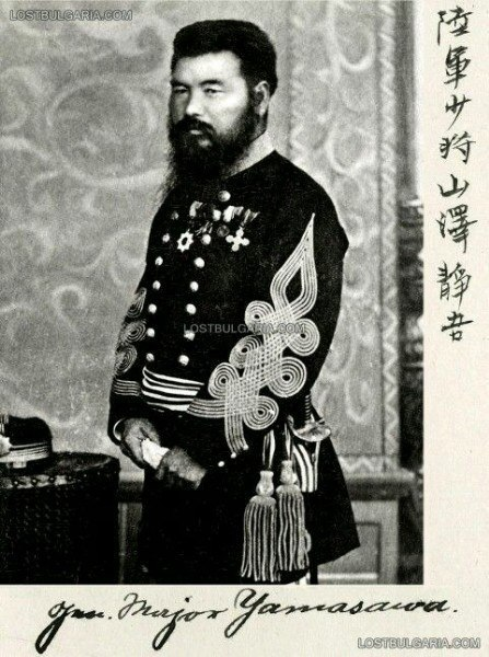 Первый японец воевавший в рядах русской армии