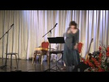 Концерт Елены Фроловой и Александра Мирзаяна (19.02.2014, Москва)