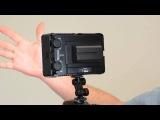 CowboyStudio Aputure Amaran AL-H198C Camera LED Light CRI95+ Natural Pure Color w/ Hot Shoe