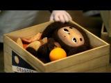 Чебурашка 2014  Часть 1 - Пролог (Новые серии. Японский. Cheburashka i krokodil Gena)