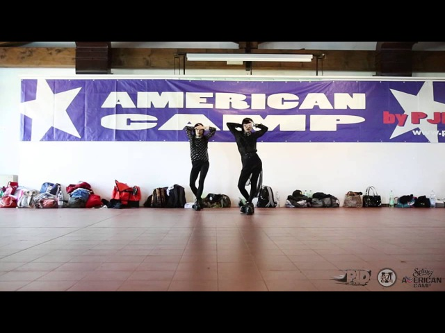 AYA SATO | Shettle down by B Ames | AMERICAN SPRING CAMP @PJD | PJD MMPP