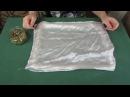 Натяжка шелка на раму для батика. Батик для начинающих мастер класс роспись шелка.