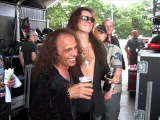DIO &amp Yngwie Malmsteen - Child In Time