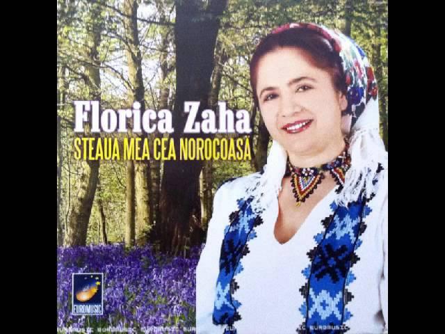 Florica Zaha - Bate Doamne-un pui de domn - CD - Steaua mea cea norocoasa