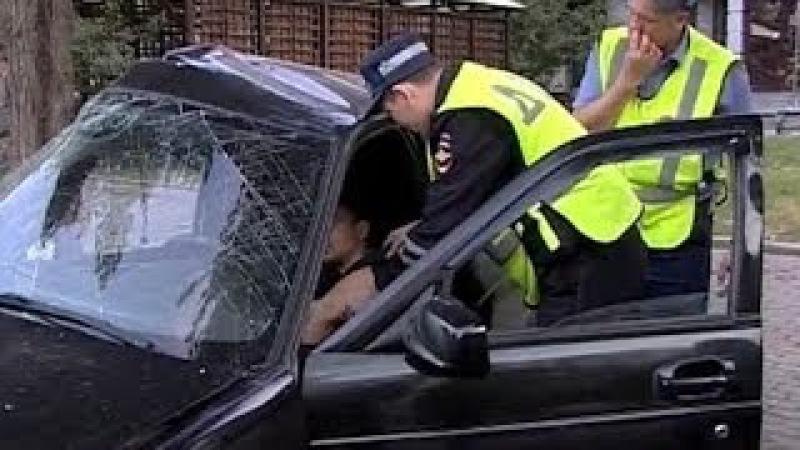 Дорожные войны 583 выпуск 27 11 2013 аварии дтп погони дпс драки на дорогах