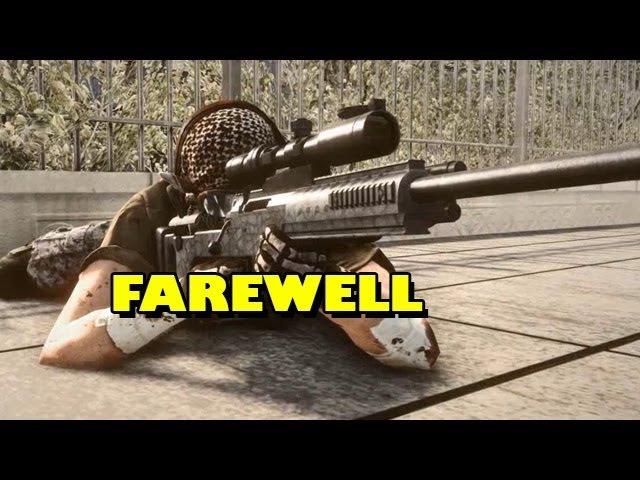 Farewell - Battlefield By NFO Hump