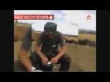 09.04.15 Украина сегодня: Пьяные ВСУ на позиции ведут обстрел Новороссии