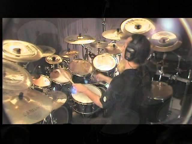 George Kollias - Drum Solo