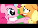 Pinkie Pie Очень страшная пони