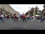 Michael Jackson - 55th Birthday Dance tribute, flashmob (Kyiv,Ukraine) - Thriller