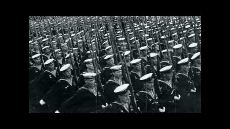 Парад победы. 24 июня 1945 года.