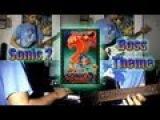 Dr Robotnik  Eggman Boss Theme On Guitar ( Sonic The Hedgehog 2 )