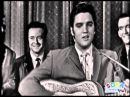 ELVIS PRESLEY Hound Dog on The Ed Sullivan Show