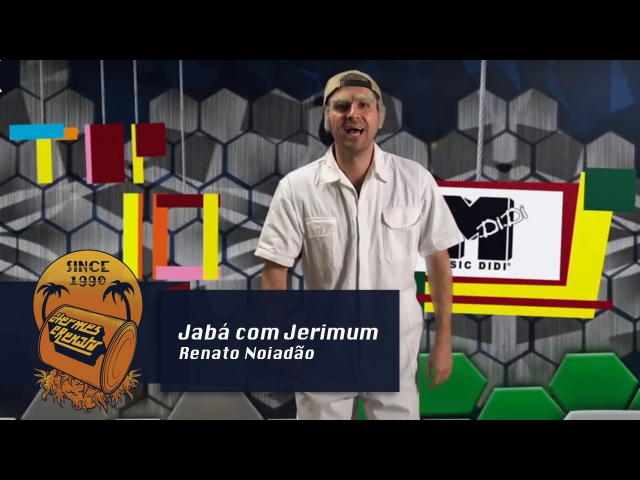 Jabá com Jerimum | Renato Noiadão