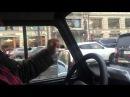 Supercar in Moscow. UAZ Hanter в спорт режиме.