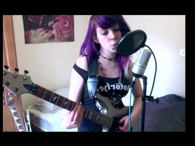 Nettie- Type O Negative cover, by Kitty