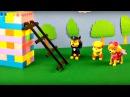 La Pat' Patrouille: mission - sauver le chaton. Vidéo éducatif pour enfants.
