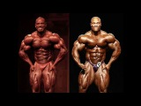 Phil Heath vs. Flex Wheeler