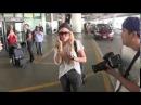 Amanda Bynes At LAX, october 10, 2014