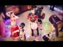 Барабанное Шоу ХАКУНА МАТАТА на Вечере восточных танцев 13.12.2015 - Черкассы, Украина