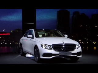 Premiere of the new E-Class at the 2016 NAIAS - Mercedes-Benz original