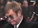 Elton John And Ray Charles - Sorry Seems To Be The Hardest Word (Partial)