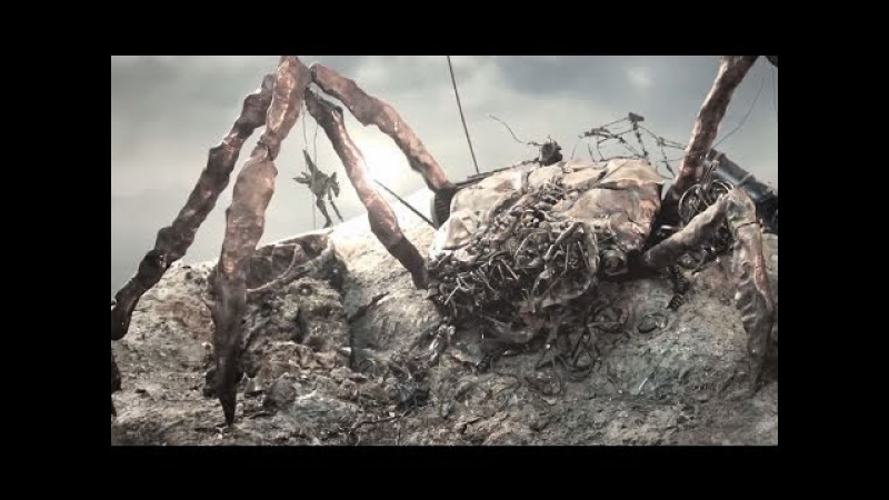 CGI VFX Stop-Motion Short Film HD: OMEGA - by Eva Franz and Andy Goralczyk