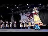 IM HOPFENGARTEN - German folk dance