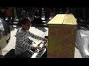 Play Me, I'm Yours 2012, Millennium Bridge, George Harliono