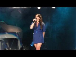 Lana Del Rey – Blue Jeans Live @ Endless Summer Tour Red Rocks Amphitheatre