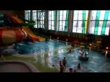 Праздник для детей с ограниченными возможностями здоровья в аквапарке Атолл