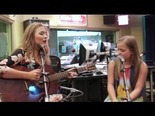 "Lennon Maisy cover ""Boom Clap"" by Charli XCX - Radio Disney"