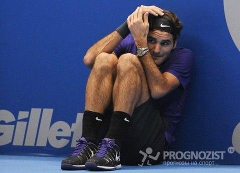 Роджер Федерер боиться