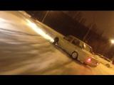 Drift on the Zhukova street